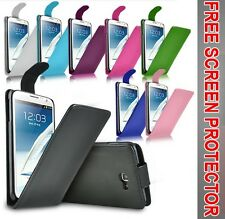 NEW LEATHER SERIES CASE FOR SAMSUNG GALAXY NOTE 2 N7100 + FREE SCREEN PROTECTOR