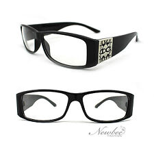 New Clear Lens Non Optical Women Fashion Glasses 5 Various Style Designer CF1808