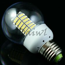 E27 B22 E14 120-SMD LED Bulb Lamp W/cover 3528 High Power Light AC 220V or 110V