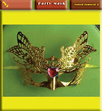 Crown Mardi gras Masquerade Costume Venetian Ball Party Mask 3colours Available