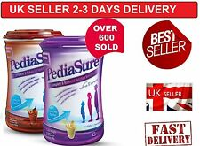 PEDIASURE VANILLA/CHOCOLATE 400g - 1KG (COMPLETE & BALANCED NUTRITION) UK SELLER