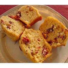 Low Carb Cranberry Muffins, Restricted Diet, Diabetic Friendly Sugar Free, Atkin