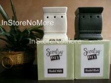 1 Scentsy FULL SIZE Warmer BEADED DIY Retired DISCONTINUED Black or White RARE