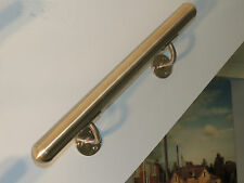 Stainless Steel Handrail, Wall Brackets & End Caps