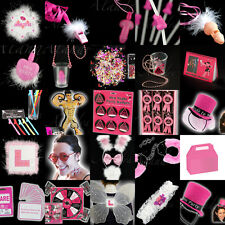 HEN PARTY FAVOURS WEDDING NOVELTY  GIFTS  GIRLS NIGHT OUT FUN FANCY DRESS ITEMS