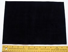 """Suede sheets 8.5""""x12"""" ideal for making soles for dance shoes and for crafts"""