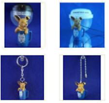 CHIHUAHUA TIPSY #35 NEW HOOD HOUNDS DOG FIGURE DANGLER KEYCHAIN LIGHT LAMP PULL