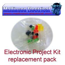 Electronic Project Starter Kit - Replacement Component Packs