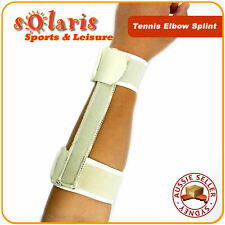 Tennis Elbow Splint for Tennis/Golfer's Elbow Pain Relief