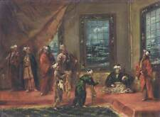 Photo/Poster - Sultan Being Brought Food And Drink - Guardi Gianantonio 1699 Wie