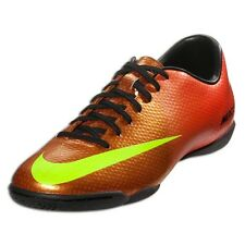 NIKE MERCURIAL VICTORY IV IC JUNIOR YOUTH INDOOR SOCCER FUTSAL CR7 SHOES SUNSET
