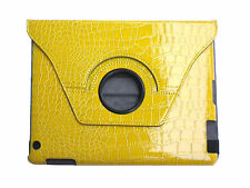IPad2 or 3 360D Rotating Magnetic Leather Case Smart Cover