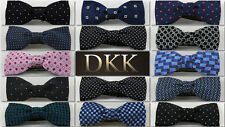 DOTS & PATTERNS UNISEX Bow Ties for Xmas Party Wedding X-factor Style CHEAP