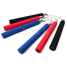 Foam Nunchaku Nunchucks Nunchuku Nunchucku Martial Art Practice Weapon Bruce Lee