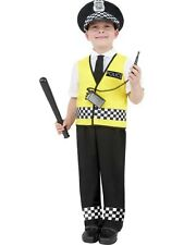 SALE Kids Police Officer Uniform Boys Book Week Fancy Dress Costume Party Outfit