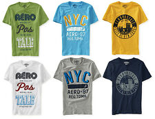 Mens Aeropostale T-Shirt Sizes XS, S, M, L, XL, 2XL, 3XL NWT New York City Tees