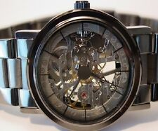IK Colouring Mechanical Automatic Movement Wrist Watch for Men's