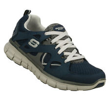 SKECHERS, LADIES SKECHERS SYNERGY ULTIMATE TRAINIG SHOES/TRAINERS 11684 NVGY