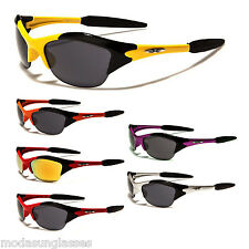 XLoop Cycling Bike Outdoor Mens Sports Design Shades Sunglasses UV400 (7 Styles)