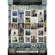Isle of Man Stamps 2013 Robin Gibb Label Sheet