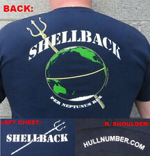 SHELLBACK - Pacific Ocean - T-Shirt