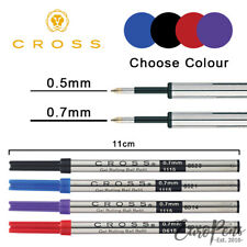 Cross Selectip Gel Standard Rollerball Refill - BLACK BLUE PURPLE RED