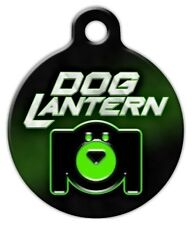 DOG LANTERN - Custom Personalized Pet ID Tag for Dog and Cat Collars