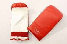 Boxing or MMA Speed or Heavy Bag Workout Gloves, 4 Sizes