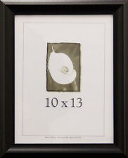 10x13 Wood Picture Frame w/Real Glass - 4 Color Options!