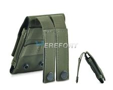 Molle Velcro Tactical Iphone/ Cell Phone Smartphone Waist Pouch