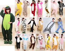 Hot New adulte unisexe Onesie Kigurumi Pyjamas Anime Cosplay de nuit