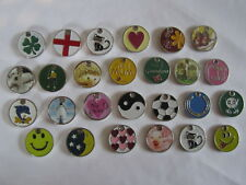 SHOPPING TROLLEY COIN KEYING x 1  NEW  VARIOUS DESIGN