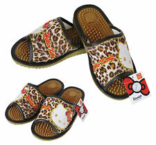 neuf CHAUSSURES Hello Kitty 38 39 Slippers de Massage ~ Original SANDALES
