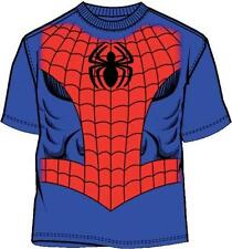 New Licensed The Amazing Spiderman Movie Costume Marvel Comics Adult T-Shirt