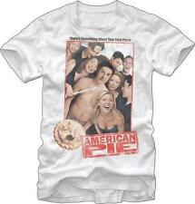 New Licensed American Pie Large Poster Adult T-Shirt S M L XL XXL