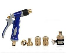 High Quality Auto Car wash cleaner Brass Adapter High pressure water gun suit