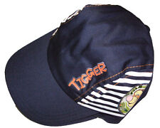 *SALE* Boys Disney Tigger Striped Sun/Baseball Cap Ages: 3-5,6-8 Years BNWT