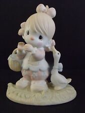 """PRECIOUS MOMENTS """"WADDLE I DO WITHOUT YOU"""" -  #12459 - NEW IN BOX"""