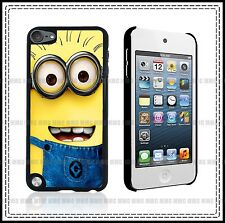 Despicable Me Minion Made for Ipod Touch 5th Generation Black or White Hard Case