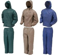 Frogg Toggs Dri Ducks Ultra Lite 2 Rain Suit  (Jacket and Pants)