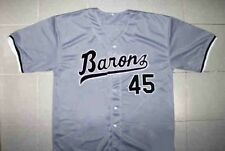 MICHAEL JORDAN BIRMINGHAM BARONS BASEBALL JERSEY NEW GREY ANY SIZE XS - 5XL