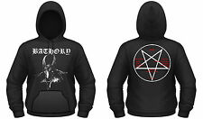 Bathory 'Goat' Pull Over Hoodie - NEW & OFFICIAL!