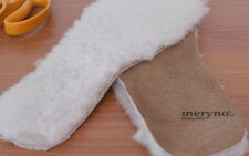 INSOLE-MADE FROM REAL SHEEPSKIN MERINO