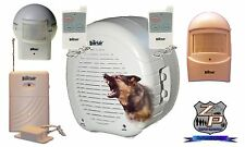 Barking Dog Alarm System HomeSafe Choose Package Or + Sensors From This Listing