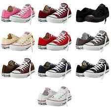 Converse Chucks ALL STAR LOW Schuhe Sneaker Klassik !!!