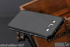 Deluxe Genuine AL-ALLOY Frame+Carbon Fiber Back Case for Samsung Galaxy S3 i9300