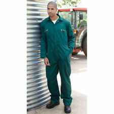 BOILERSUIT / COVERALL - HARD WEARING - ZIP FRONT - TALL & REG FIT  - BS55