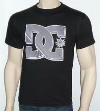 DC Shoes Vector Down Tee Mens Black T-Shirt New NWT