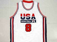 SCOTTIE PIPPEN TEAM USA JERSEY NEW WHITE ANY SIZE XS - 5XL