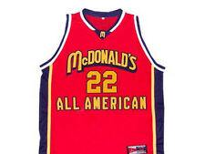 CARMELO ANTHONY McDonald ALL AMERICAN JERSEY MCDONALD'S RED ANY SIZE XS - 5XL